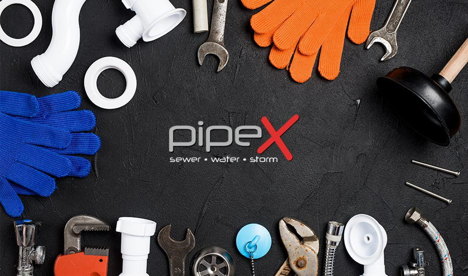 PipeX is the name you can rely on for all your plumbing issues